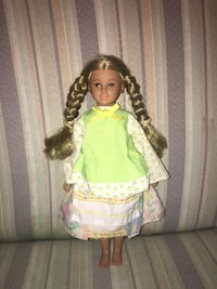 "Doll 11 1/2"" Jessup, 20794"