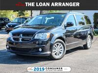 2019 Dodge Grand Caravan with 29,663 KM and 100% approved financing Toronto