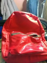 Red Carry bag Brooklyn, 11236