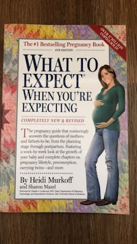 What to Expect When You're Expecting book Whittier, 90605