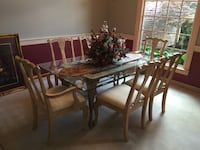 Pulaski Dining Table & Chairs Fishers, 46038