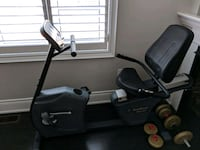 Stationary exercise bike  Maple, L6A