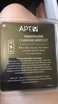 unopened portable phone charger Milpitas, 95035