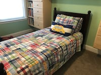 Pottery Barn Kids Complete Bed Set Perry Hall, 21128