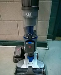Hoover cordless canister vacuum