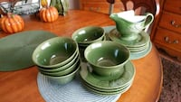 Green dishes Huntley, 60142
