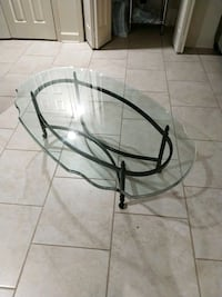 Glass table Severn, 21144