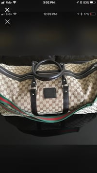 Duffle bag Gucci New Côte-Saint-Luc, H4W 1Z1