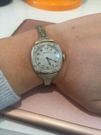 Birks mechanical 1920s ladies watch.   Vancouver, V5T 1W2