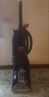 black and red Bissell upright vacuum cleaner Lanham, 20706