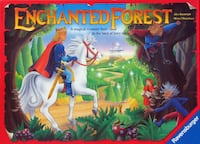 Enchanted forest 1994 board game Sunnyvale