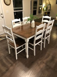 Farmhouse table and chairs Apex, 27523