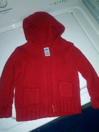 EUC Toddler sweater