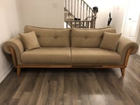 Almost brand new high quality sofa-beds set Pickering, L1X 0E5