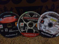 two Sony PS3 game discs Greeley, 80634