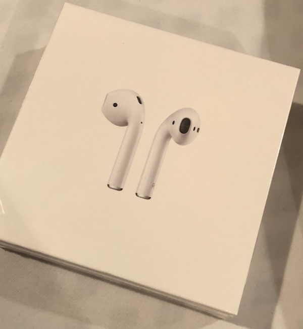 Apple AirPods -sealed new in box