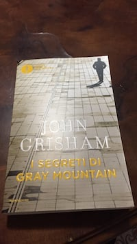 John Grisham I Segreti di Gray Mountain book Naples