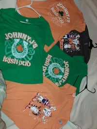 ♧5 Johnny J's Shirts for $5♧