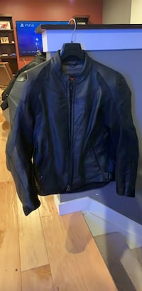 Dainese motorcycle Jacket. Size 52. Worn once   Denver, 80236