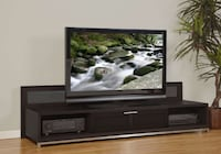TV Stand Brown color