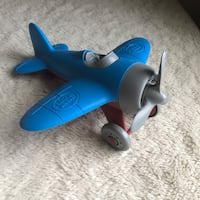 Green Toys Airplane Plane Made In The USA cute! Haverhill, 01832