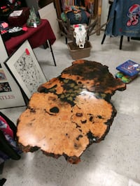burl wood,/root, coffee table,mint condition Las Vegas, 89123