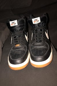 Nike Air Force high top size 11.5