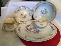 LiLing Fine China Set Frederick