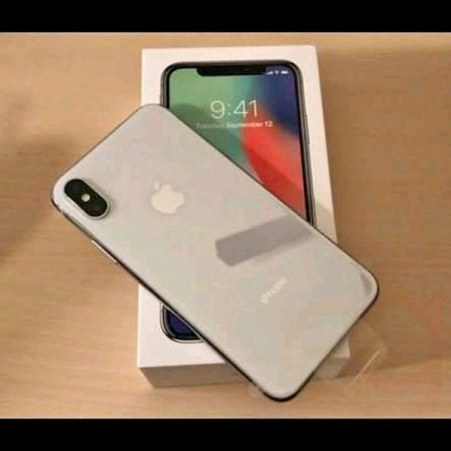 Iphone X 64gb like new condition factory unlocked