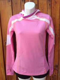 Zoot Hooded Running Sports Top: Size S Toronto, M6G