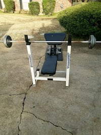 Powerhouse bench with mat