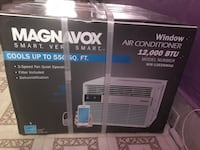 Magnavox air conditioner BRAND NEW 12000Btu cools up to 550 sq feet