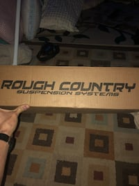 """3.5"""" Rough Country Suspension Lift East Rochester, 14445"""