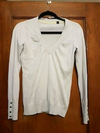 Womens grey esprit long sleeve top Toronto, M6C 1C5