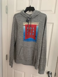 Brand new with tags men's hollister hoodie Vancouver, V5P 3N3
