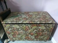 brown and green floral bed mattress Opelousas, 70570