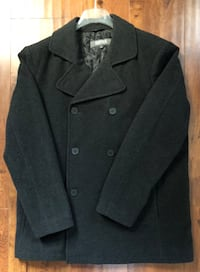 Kenneth Cole Reaction Wool Peacoat Troy, 48098