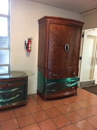 Large Armoire and Nightstand Corpus Christi, 78401