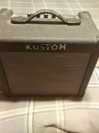 gray kustom guitar amplifier Winnipeg, R2X 0M8