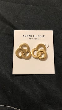 Kenneth Cole Earrings Mississauga, L4Z 1H7