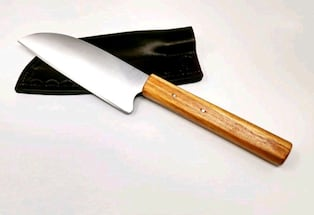 "6"" Carbon Steel Japanese Style Chef's Knife"