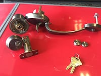 Front Door Lock Cypress, 77433