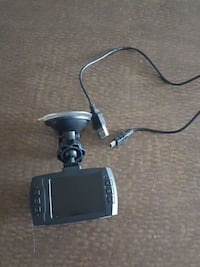 Dash cam with 4g memory card