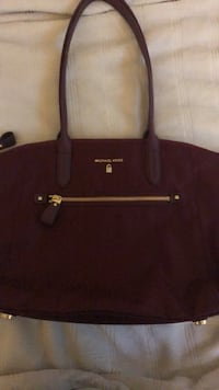 Michael Kors burgundy bag San Jose, 95127
