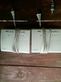 2 Westinghouse intercoms
