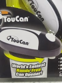 TouCan    Can Opener.NEW