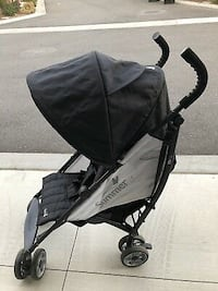 *PPU* Summer infant 3D flip stroller Burnaby, V5C 5B8