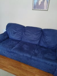 Blue Couch Salem