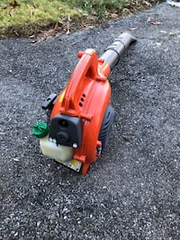 Leaf Blower, great condition (Orange and Black) Salisbury, 01952