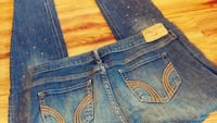 Hollister Jeans with bling design size 5R Alexandria, 22304